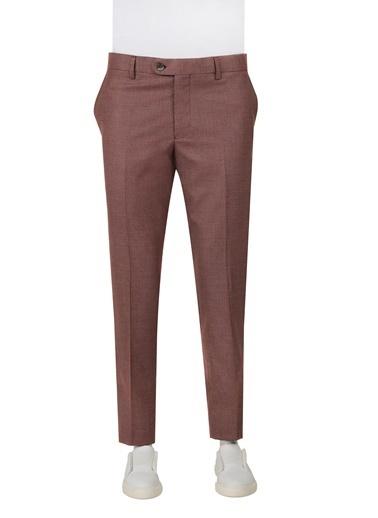 D'S Damat Klasik Pantolon Kırmızı